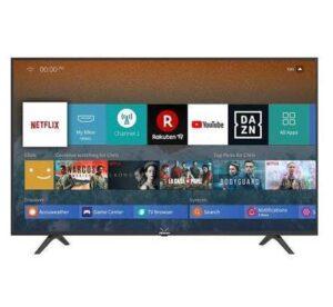Hisense 43 Inch Smart Full HD LED TV -Frameless