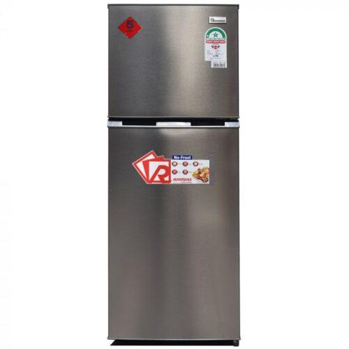 Ramtons 225 Liters Double Door No Frost Fridge