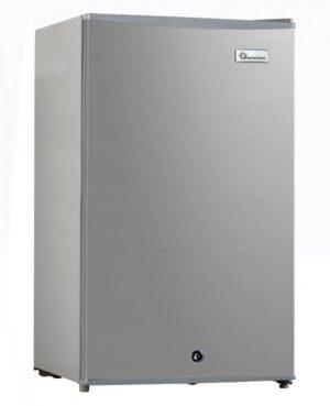 Ramtons 93 Liters Single Door Fridge Silver