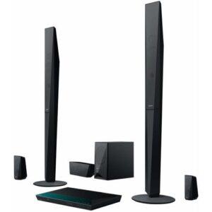 Sony 1000W DVD HOME THEATRE SYSTEM, 5.1CH BLU-RAY BDV-E4100