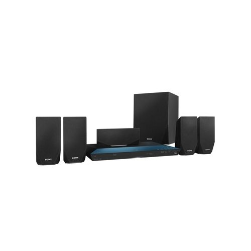 Sony BDV-E2100 - 5.1ch Blu-ray 3D Home Theatre System - 1000W - Black