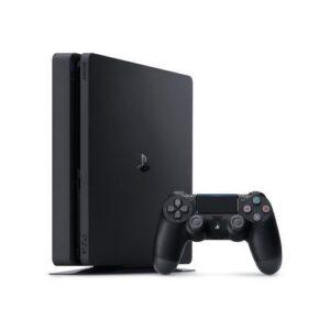 Sony PS4 Slim Console - 500GB - Black