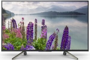 Sony 43 Inch Smart Android Full HD LED TV KDL - 43W800F