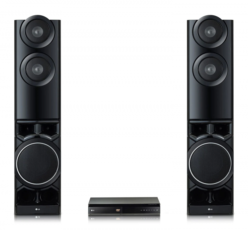 LG 4.2Channel 1250W Home Theatre System - LHD687