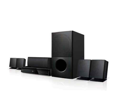 LG 5.1Channel1000W Home Theatre System - LHD627