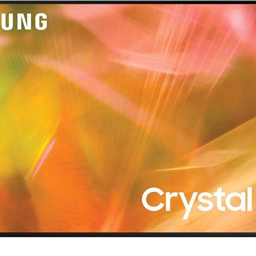 Samsung 55 Inch Crystal UHD 4K Smart TV - 55AU8000