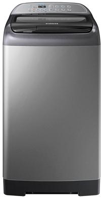 Samsung 7.5Kg Top Load Washing Machine Silver - WA75H4000HA