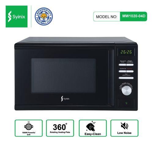 Syinix 20 Liters Digital Microwave - MW1020