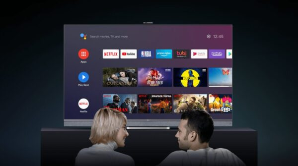 TCL 65 Inch Mini LED 4K Android TV 65C825