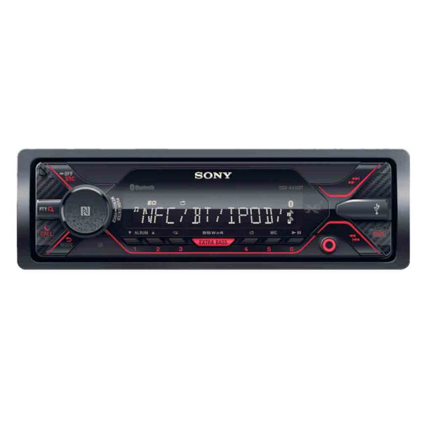 Sony 410BT Media Receiver with Bluetooth Technology