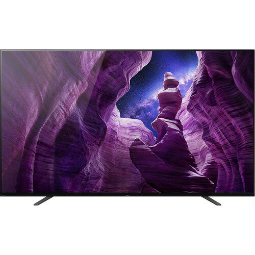 Sony 65 Inch Class HDR 4K UHD Smart OLED TV - 65A8H