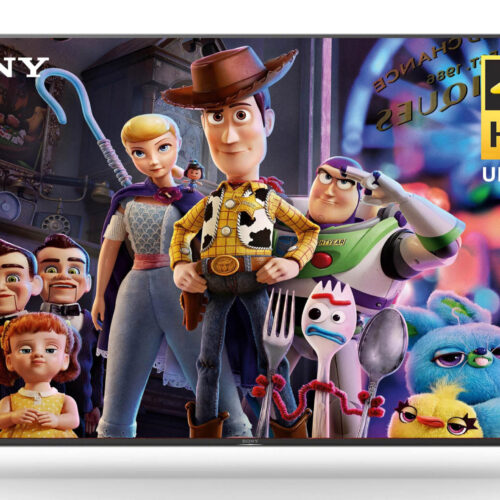 Sony 85 Inch Smart Android 4K UHD Full Array LED HDR TV - 85X90H