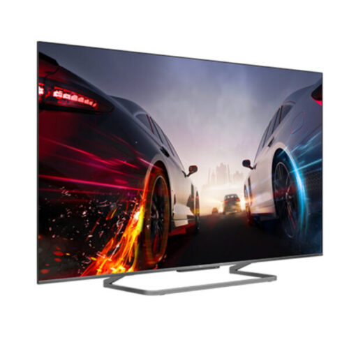 TCL 55 Inch 4K QLED Smart Android TV - 55C728